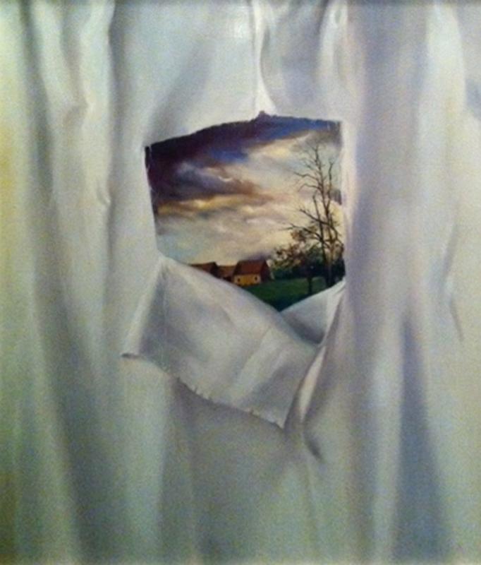 Torn Cloth