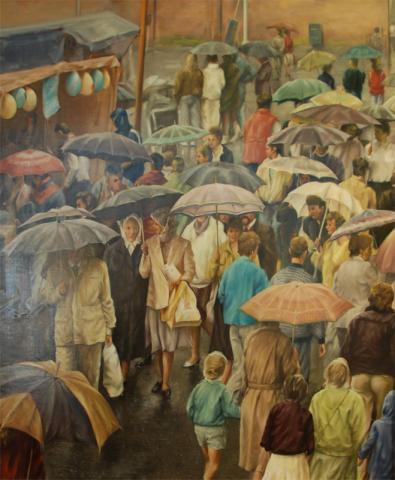 Flemish Market