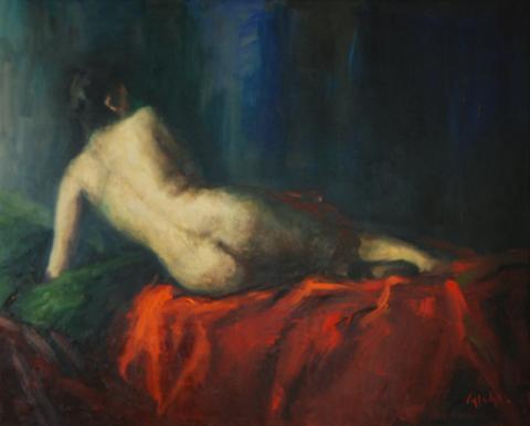 Flemish Nude