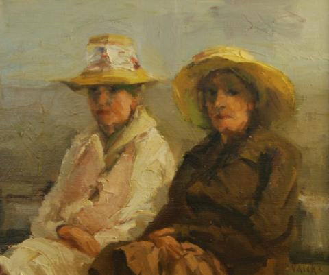 Two Ladies